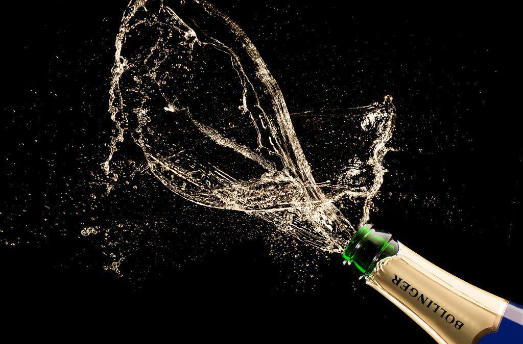 芭芭露莎 本月香槟推广 1F
