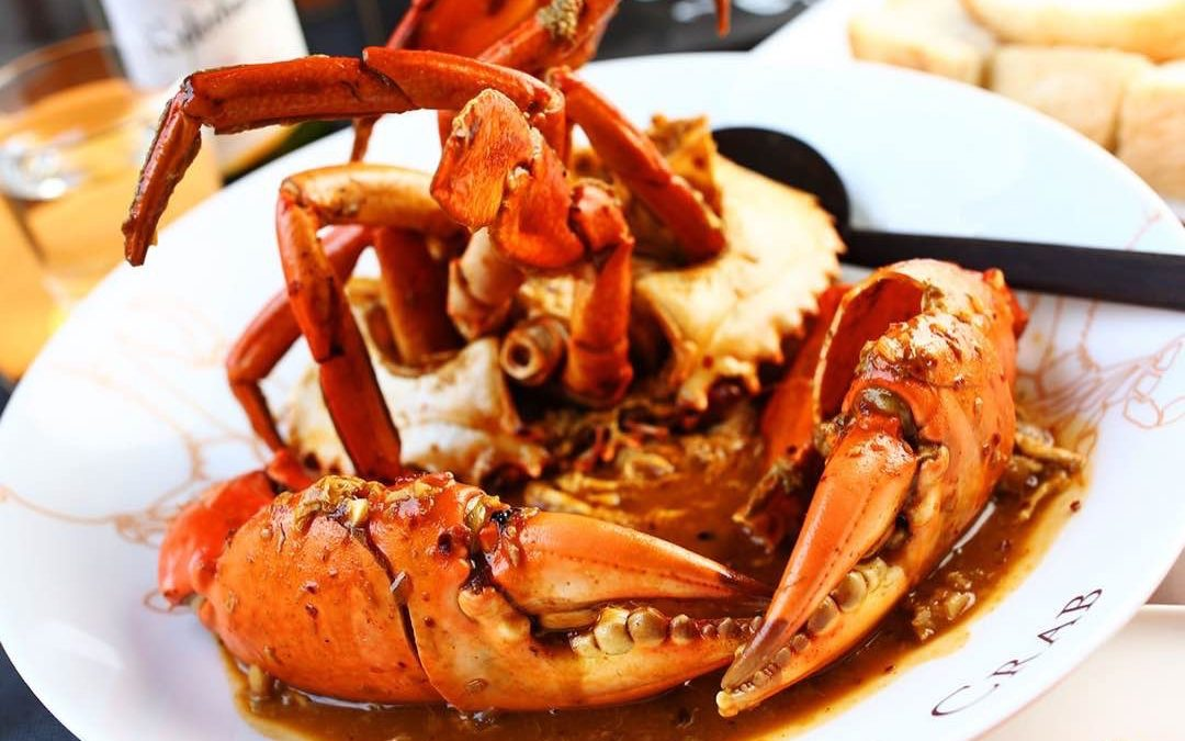 MINISTRY OF CRAB SET LUNCH